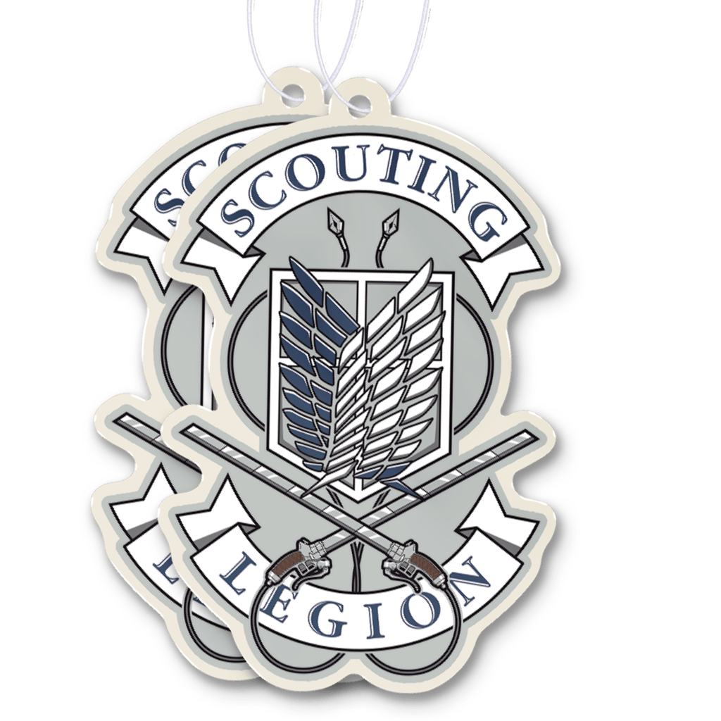 Attack on Titan Scouting Legion Air Freshener Attack on
