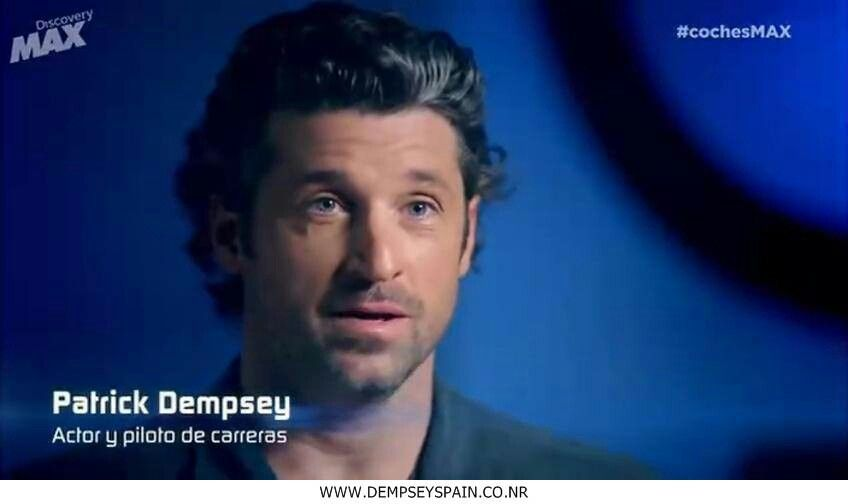 Patrick Dempsey : the heaven on earth!