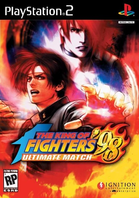 The King Of Fighters 98 Ultimate Match Ps2 Ingles Ntsc