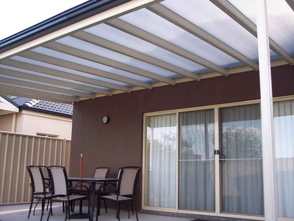Polycarbonate Flat Roof Carports Polycarbonate Roofing