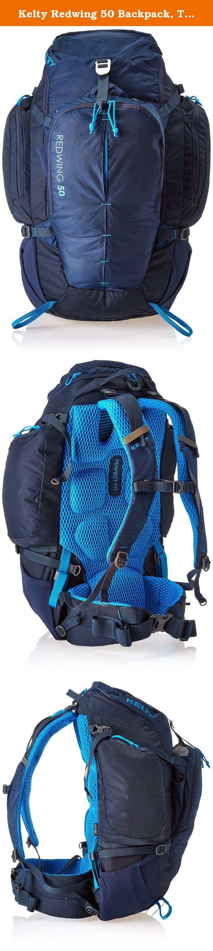 Kelty Redwing 50 Backpack, Twilight Blue. When you only need a few ...