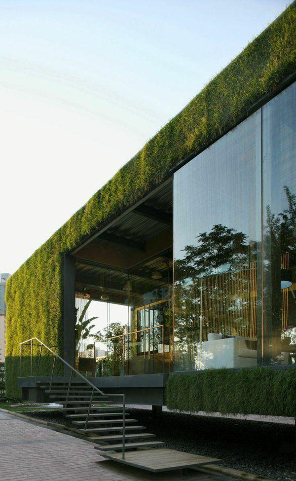 Architecture organique - 50 idées d\u0027inspiration Architecture - Comment Faire Une Etancheite Toit Terrasse