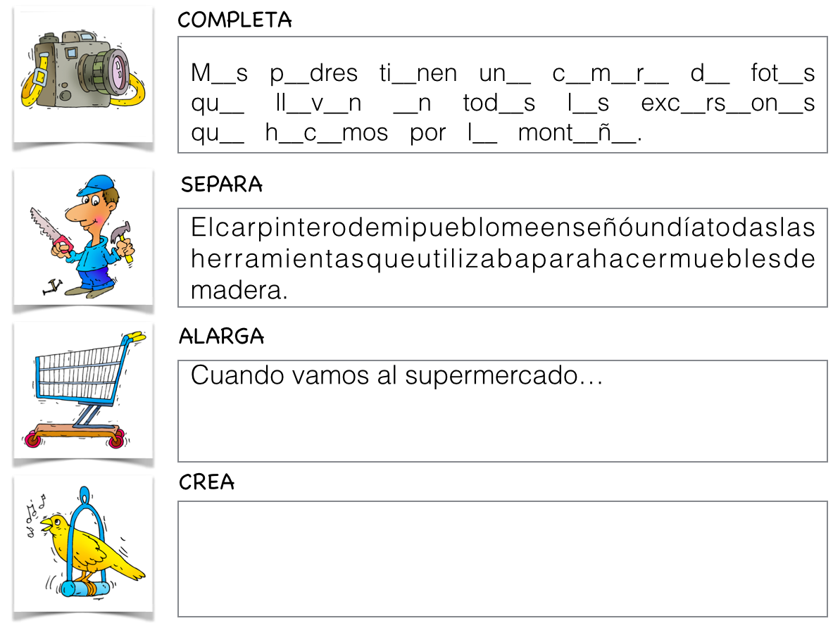 Curricular Resource Spanish For Reading Writing And