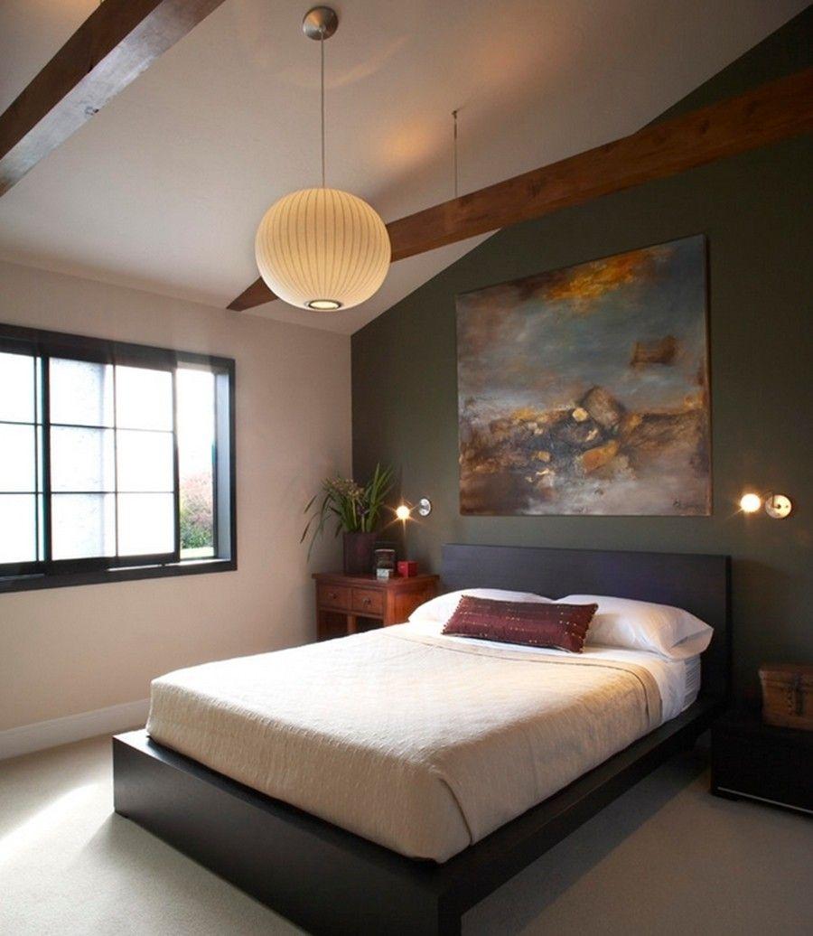 Quarto De Solteiro Masculino Simples  Dicas  Fotos Quartos - Asian bedrooms