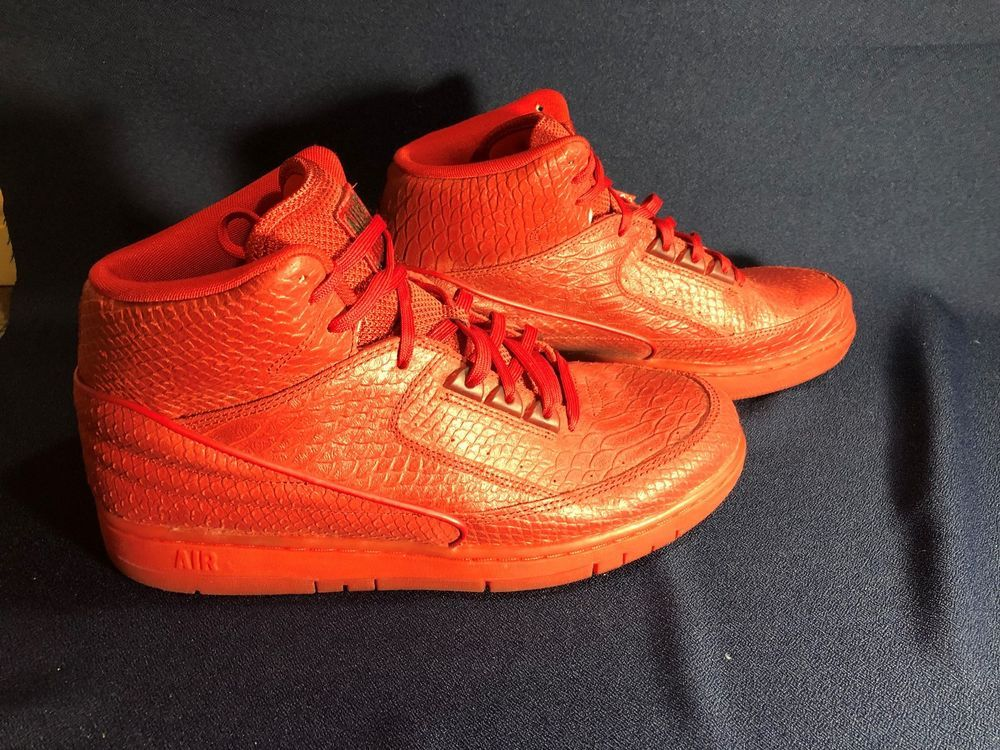 new styles dd5b8 74a3d Nike air python all red vnds  fashion  clothing  shoes  accessories   mensshoes