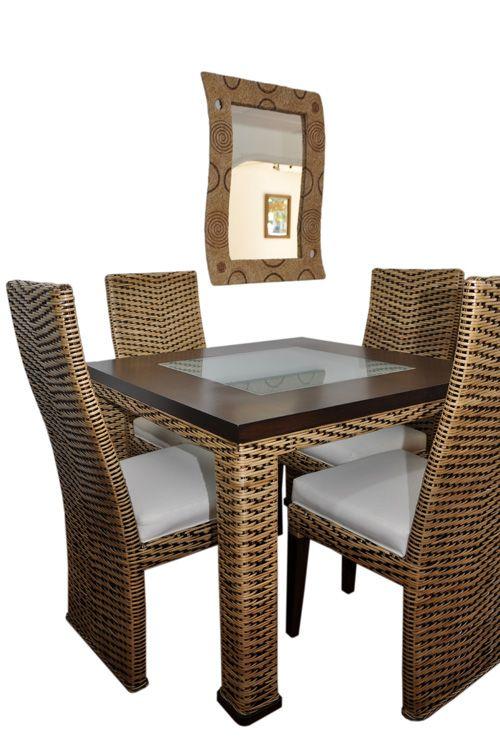 Rattambu muebles de rattan y bambu barranquilla - Muebles de rattan ...