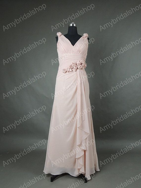 Hey, I found this really awesome Etsy listing at https://www.etsy.com/listing/201133095/affordable-simple-v-neck-bridesmaid