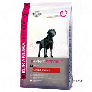 Eukanuba Breed Labrador Retriever pour chien
