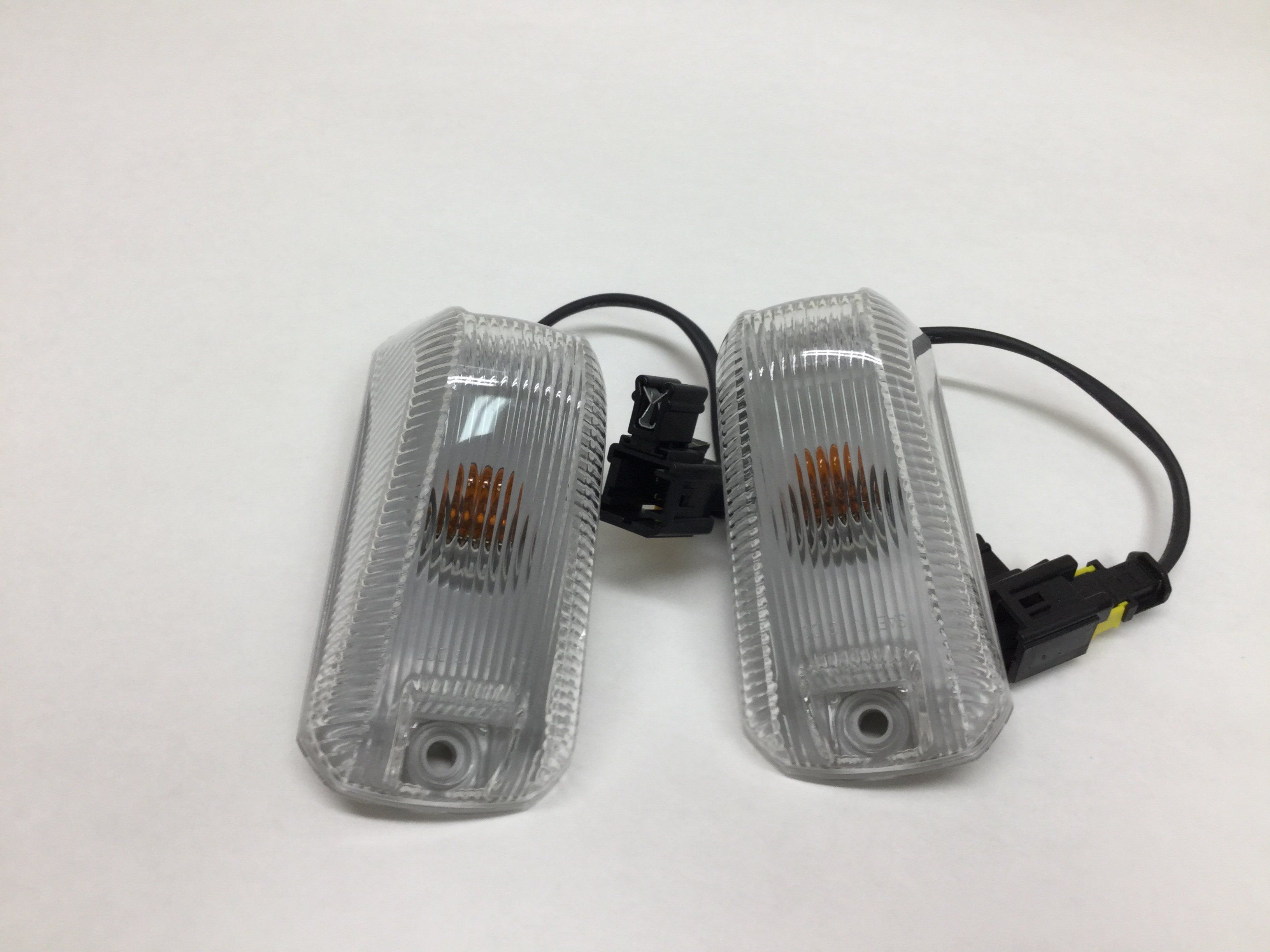 2014 2017 Ram Promaster Roof Lamp Mounted Running Light Set Of 2 Genuine New Parts Auto New Genuine Truck Car In 2020 Running Lights Ram Promaster Ram