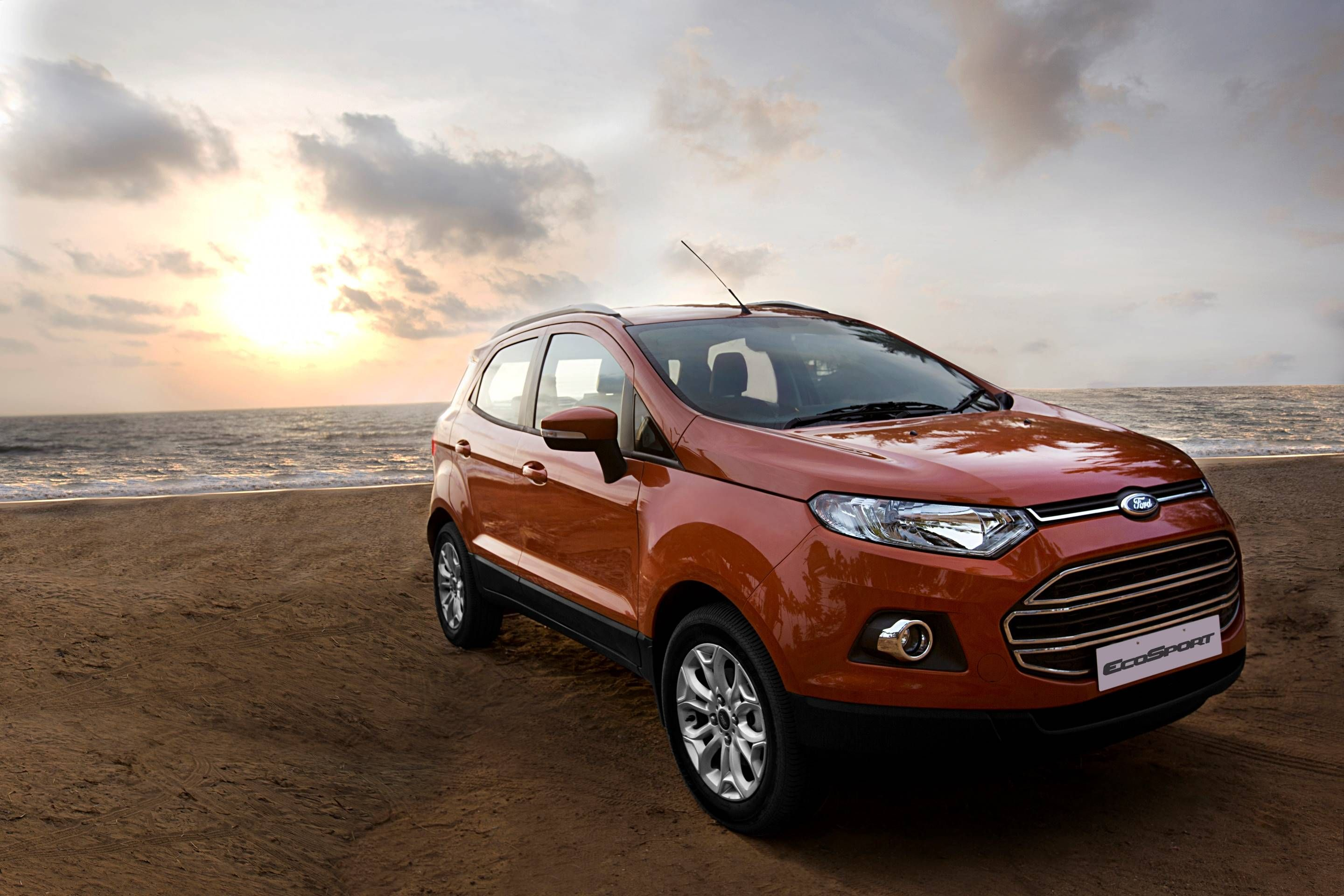 Ford Ecosport Desktop Background Ford Ecosport Compact Suv Ford
