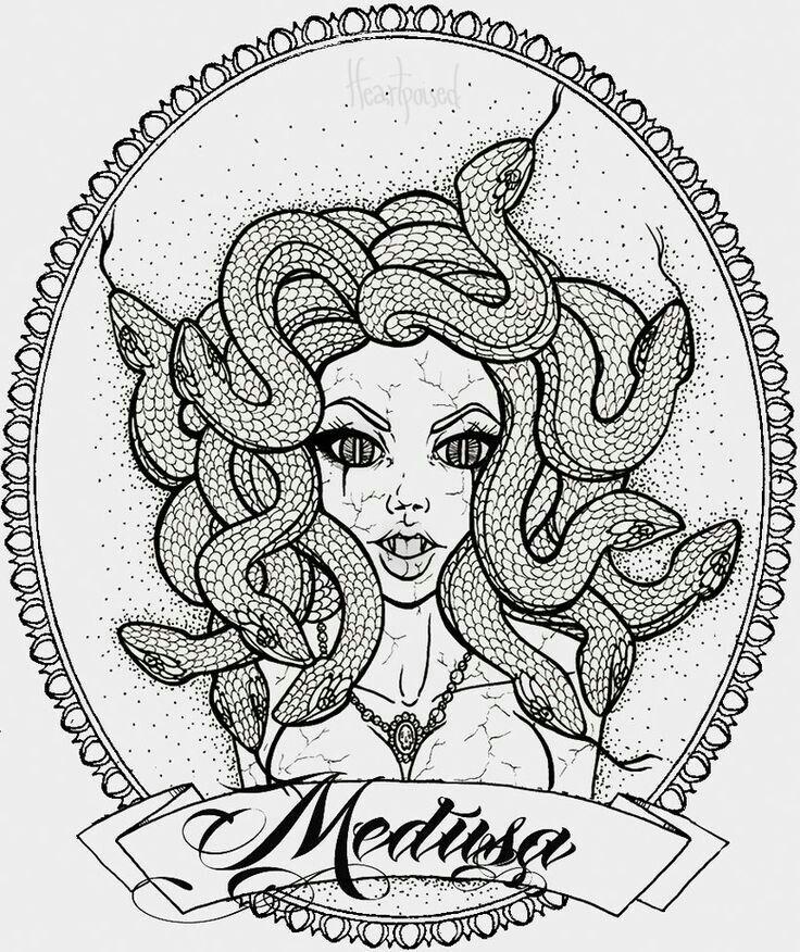 Pin de Miranda Rodriguez en random en 2019 | Pinterest | Medusa ...