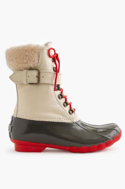 19 Winter Boots That Are Cute  Practical  Buckle Boots -5148