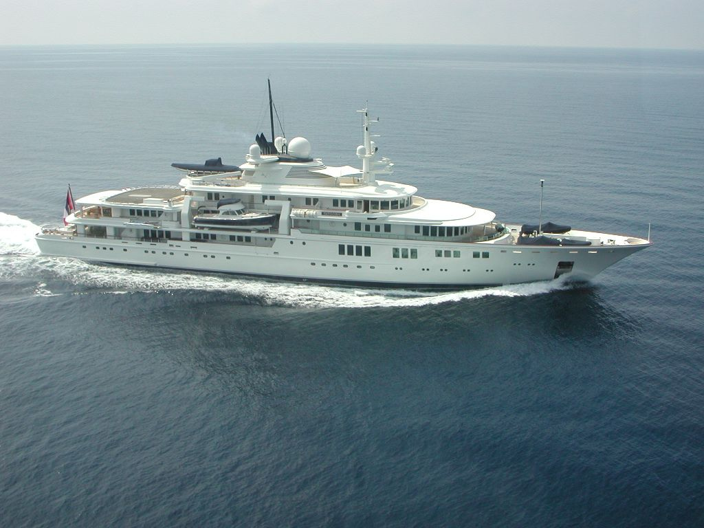 Most Expensive Yachts Top 10 Most Expensive Yachts In The World