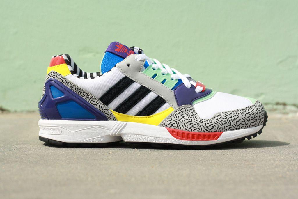 Adidas Originals ZX 9000 Memphis | Sneakers men, Adidas zx