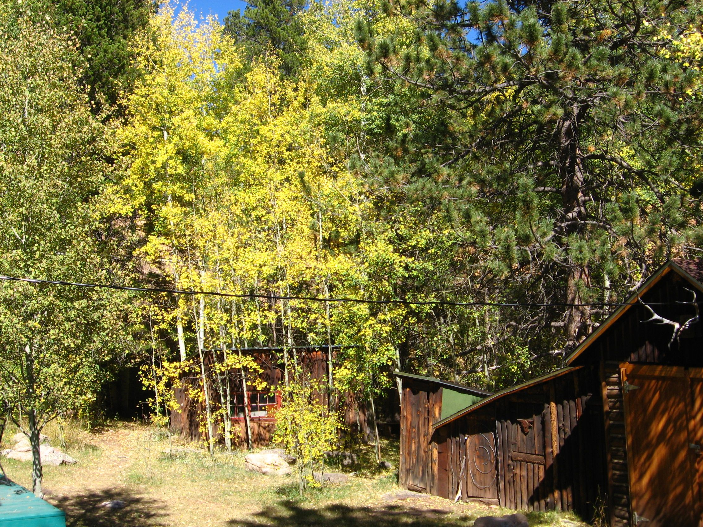 henry b sept allenspark lodge colorado park estes cabins