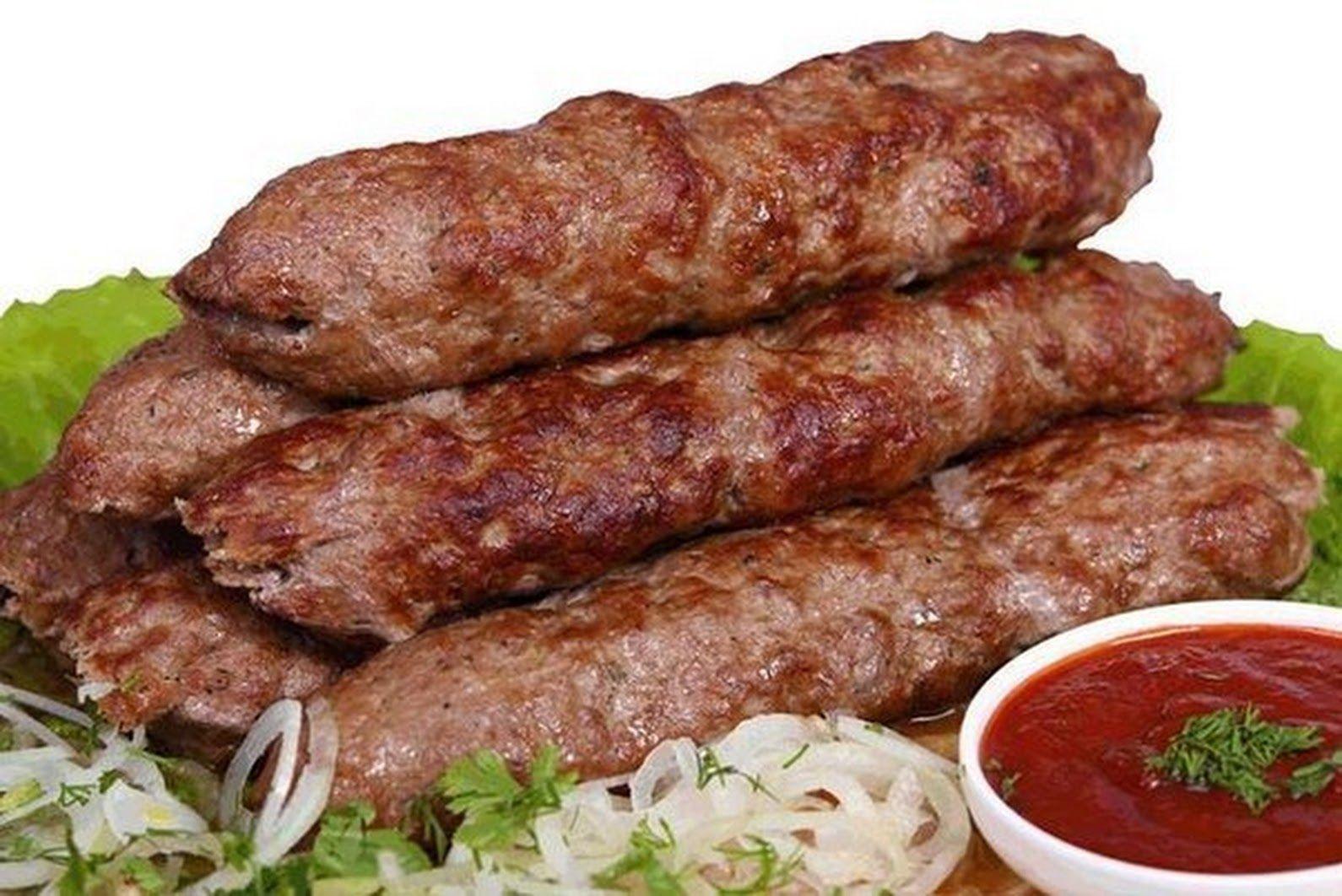 Люля из говядины рецепт