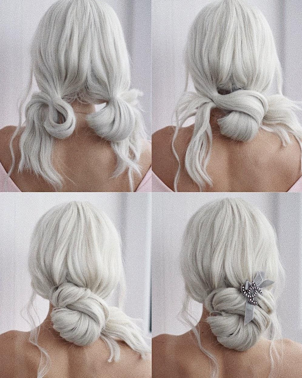 Stunning Hairstyle tutorial
