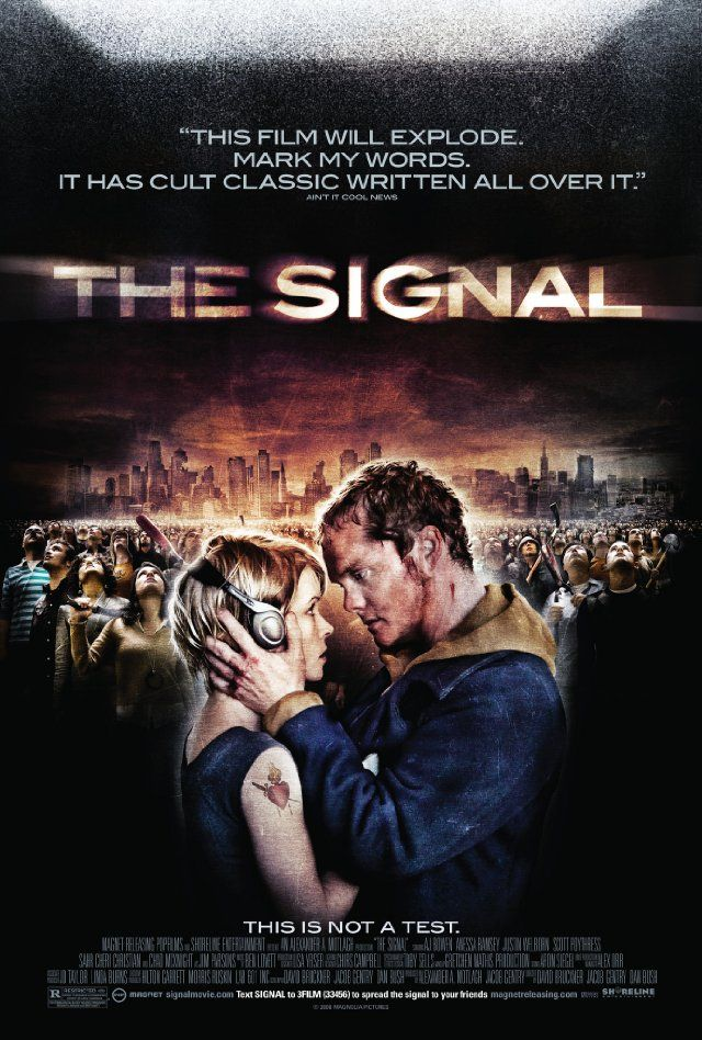 The Signal Latest horror movies, Horror movies, Horror