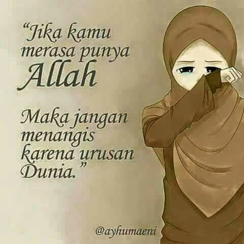Gambar Kata Kata Nasehat Islami Untuk Wanita Dp Bbm Allah Islam