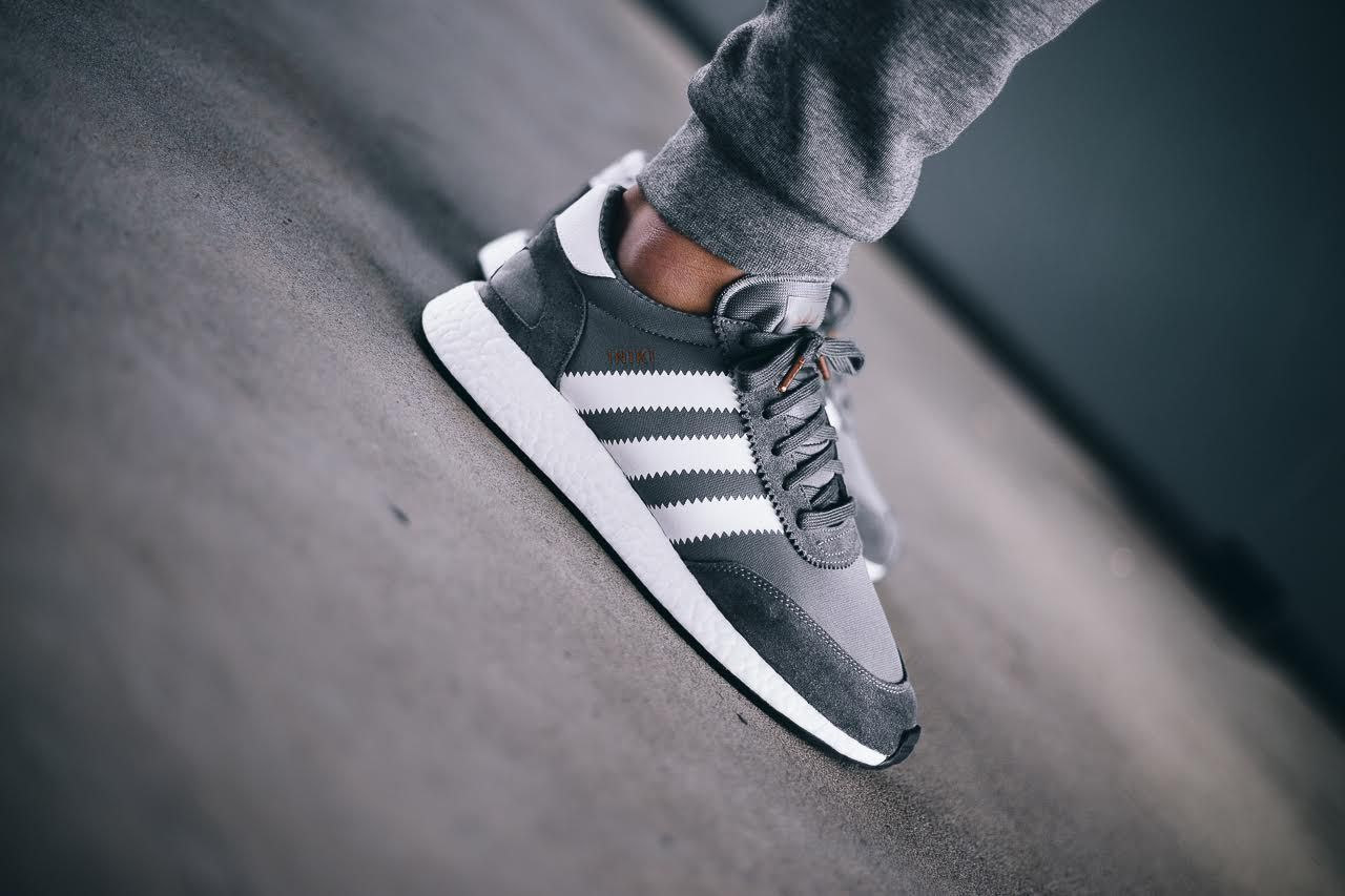 adidas Originals Iniki Runner On Foot Preview | Fashion