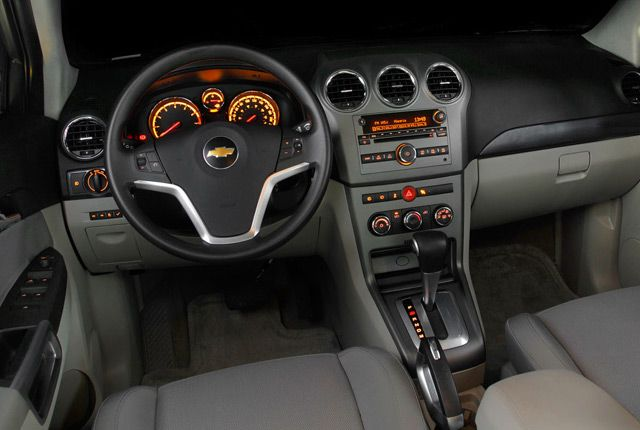 2012-Chevrolet-Captiva-Sport-Interior | Cars | Pinterest | Chevrolet ...