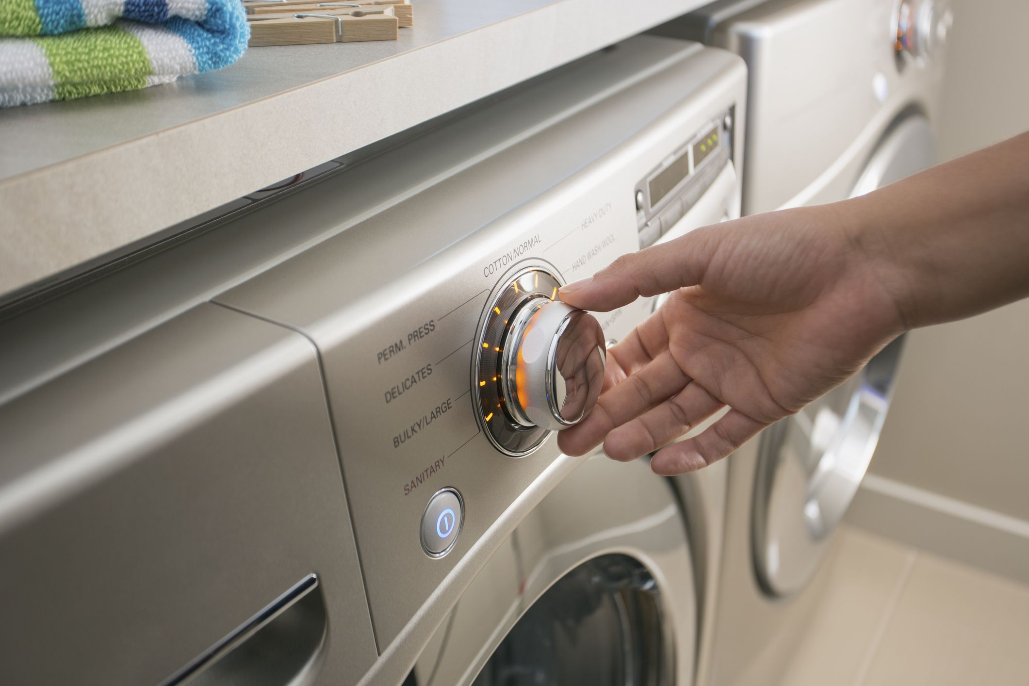 Hot Warm Or Cold Water For Laundry Washing Laundry Steam Washer Washing Machine
