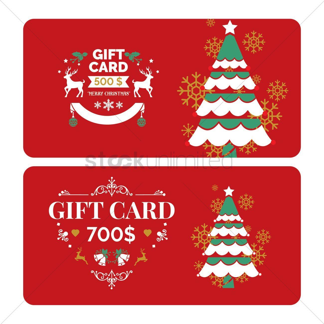 14+ Christmas gift card clipart ideas