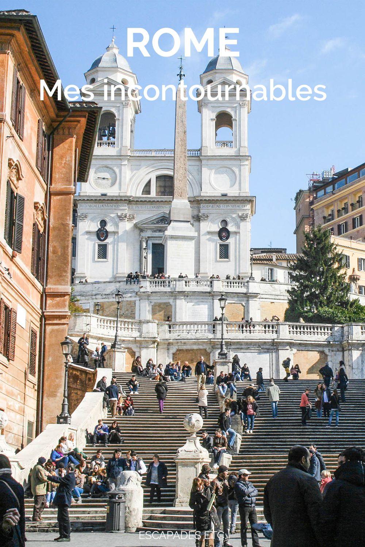 Rome Mon cityguide pour un long weekend Visiter rome