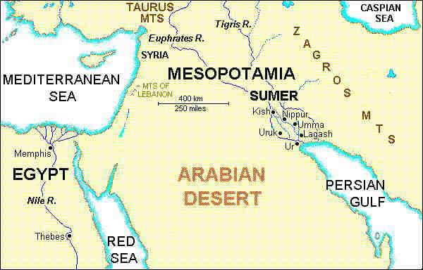 egypt and sumer civilizations compare and The ancient egyptians used a calendar similar to our current timekeeping system   the citizens of sumer-an ancient civilization that existed in modern-day.