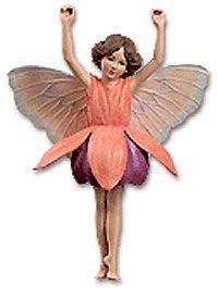 The Fuchsia Flower Fairy Flower Fairies Fuchsia Flower Garden Fairies Figurines