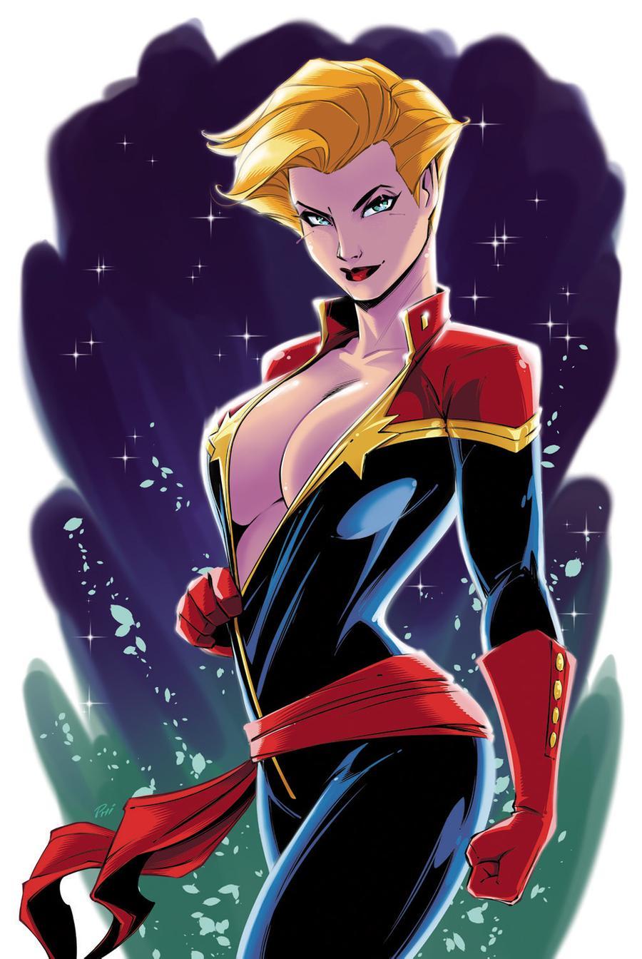 Sexy marvel 10 Comics