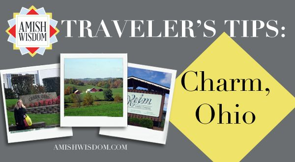 Giveaway! Love Finds You in Charm, Ohio by Annalisa Daughety, giveaway ends 9/1/14.