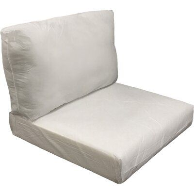 Sol 72 Outdoor Waterbury Outdoor 4 Piece Lounge Chair Cushion Set