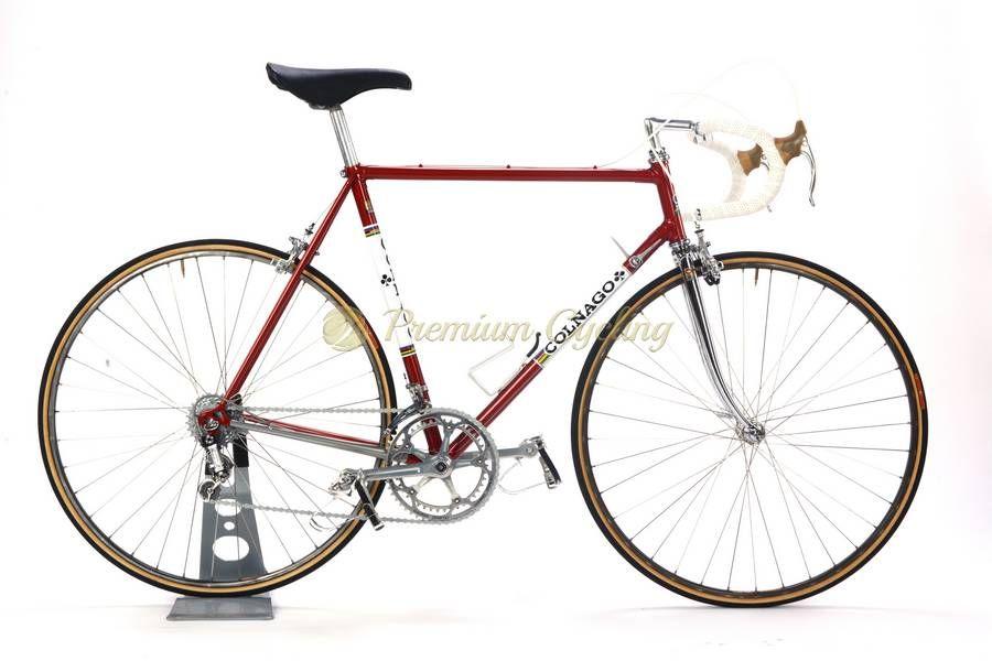 Colnago Super 1978 for sale campagnolo super record vintage bicycle ...