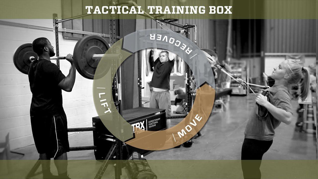 TRX Tactical Training Box