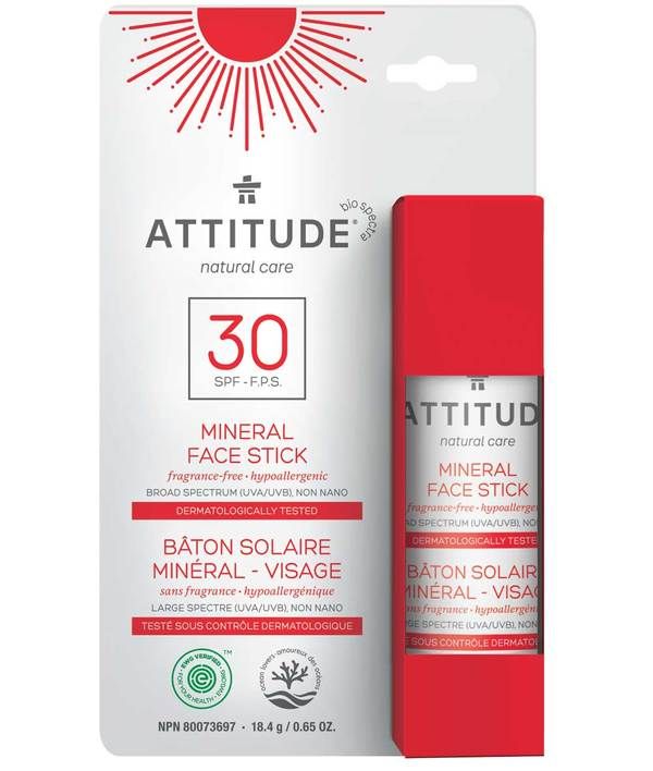 100 Mineral Face Stick Spf 30 Fragrance Free Fragrance Free Products Mineral Sunscreen Safe Sunscreen