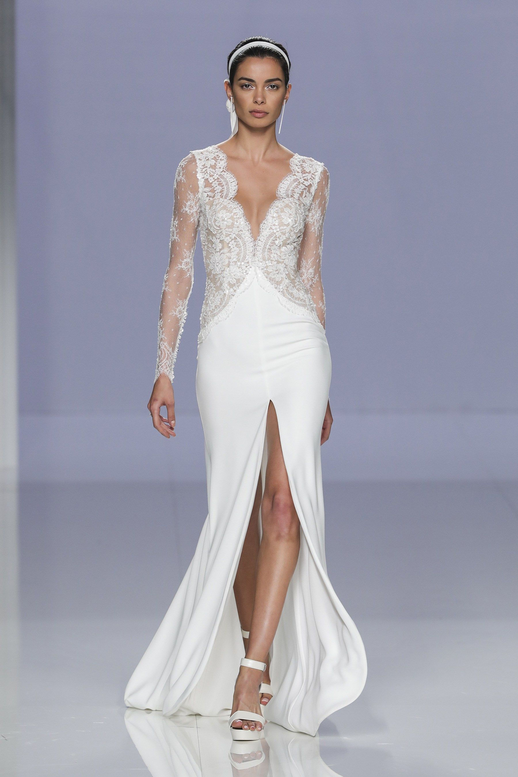 Rosa clara spring bridal fashion show the impression ss