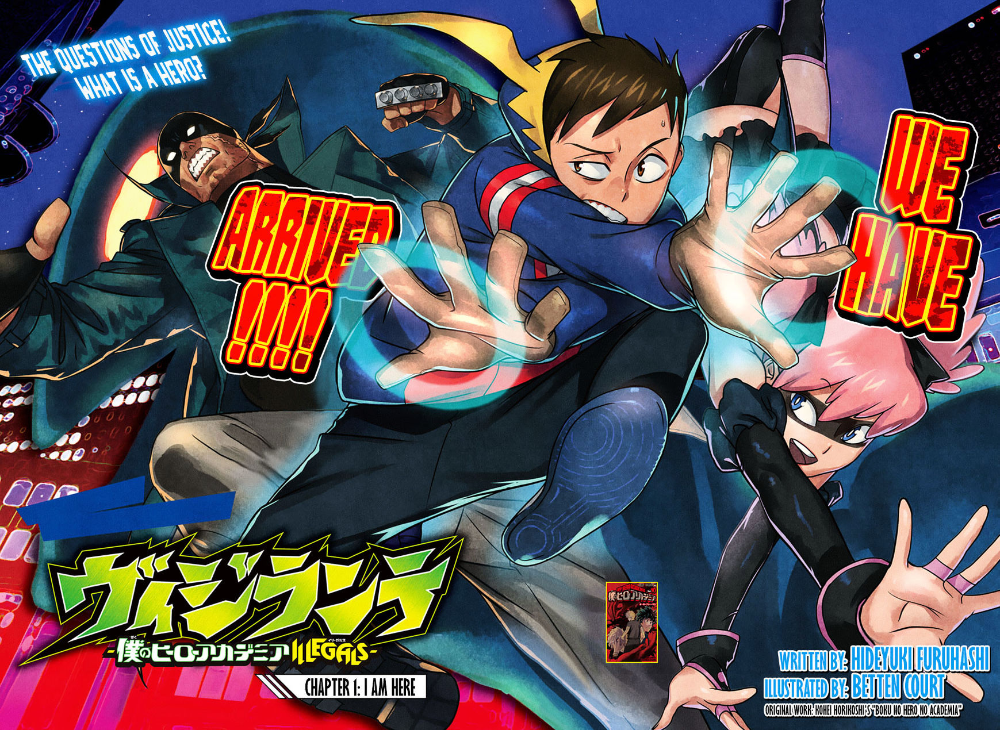 My Hero Academia Vigilantes Chapter 102 Release Date Spoilers Cast Story & Plot