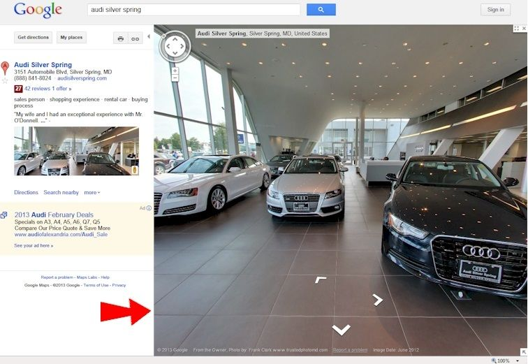 Google maps for car dealers | Automotive Marketing | Ecommerce ... on