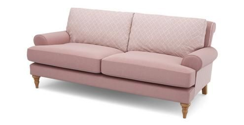 Itsy Maxi Sofa Itsy Pattern And Plain Dfs Banken Sofa Fabric Sofa Furniture
