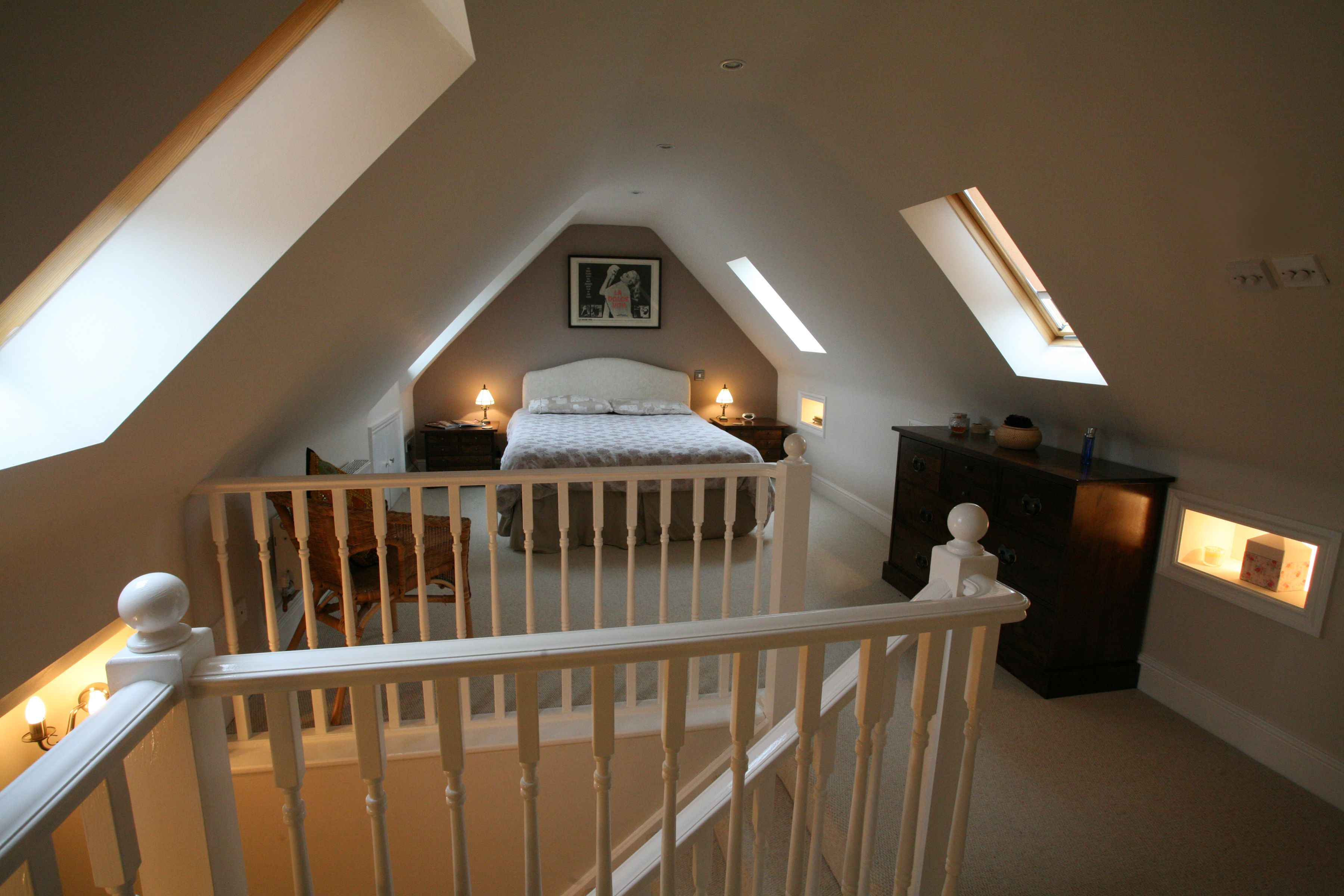 Image Result For Loft Conversions Idea Attic Bedroom Small Attic Bedrooms Attic Bedroom Designs