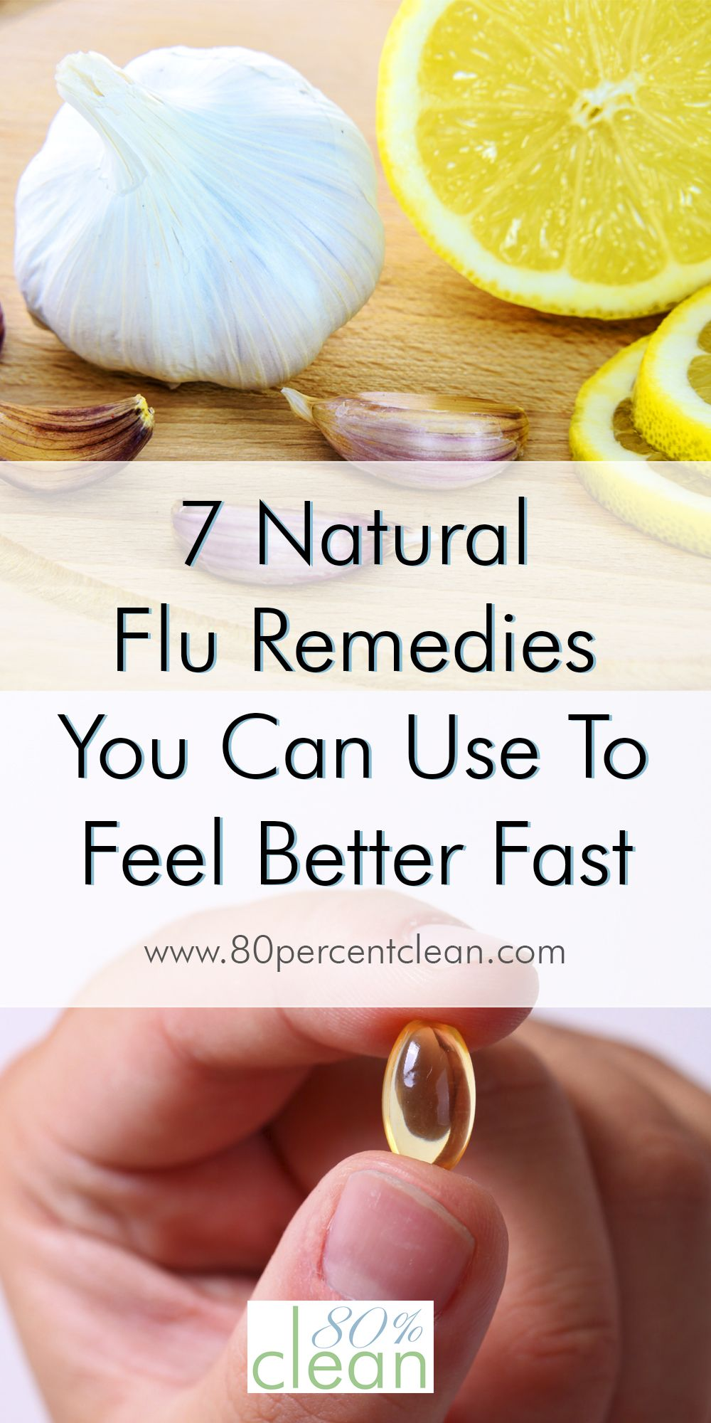 Hate getting the flu? Wish you could fight the flu naturally? Try out these 7 natural flu remedies to start feeling better fast.