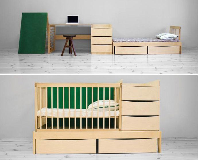 Multi Functional Furniture smart-kidheiki must and pavel sidorenko - multi-functional