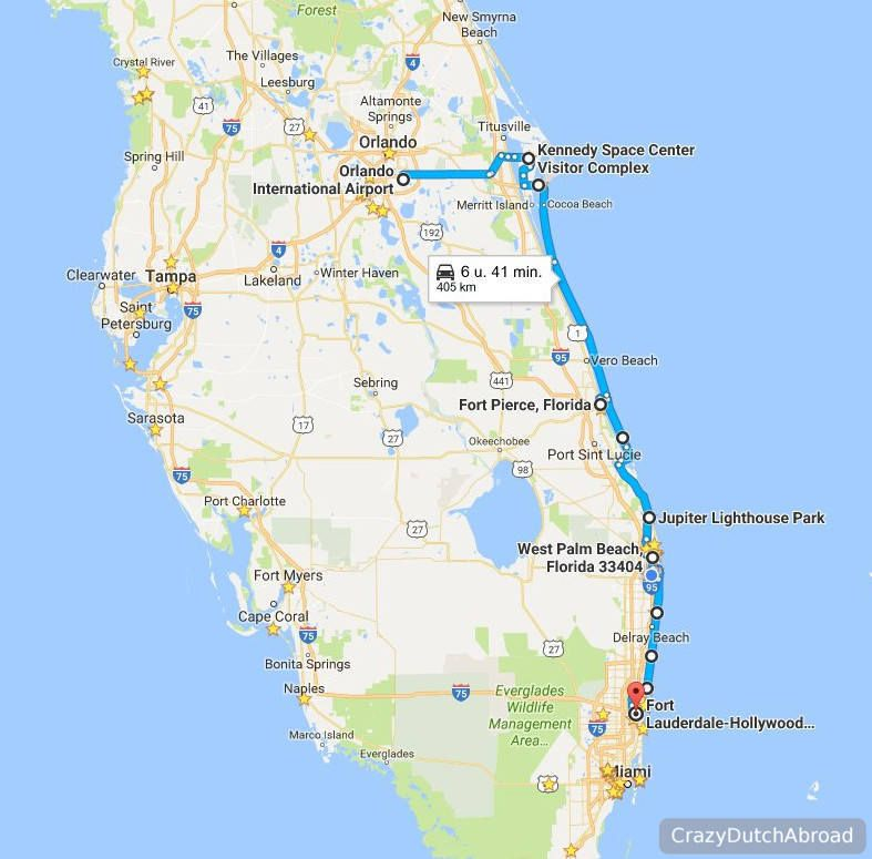 How To Get From Fll To West Palm Beach