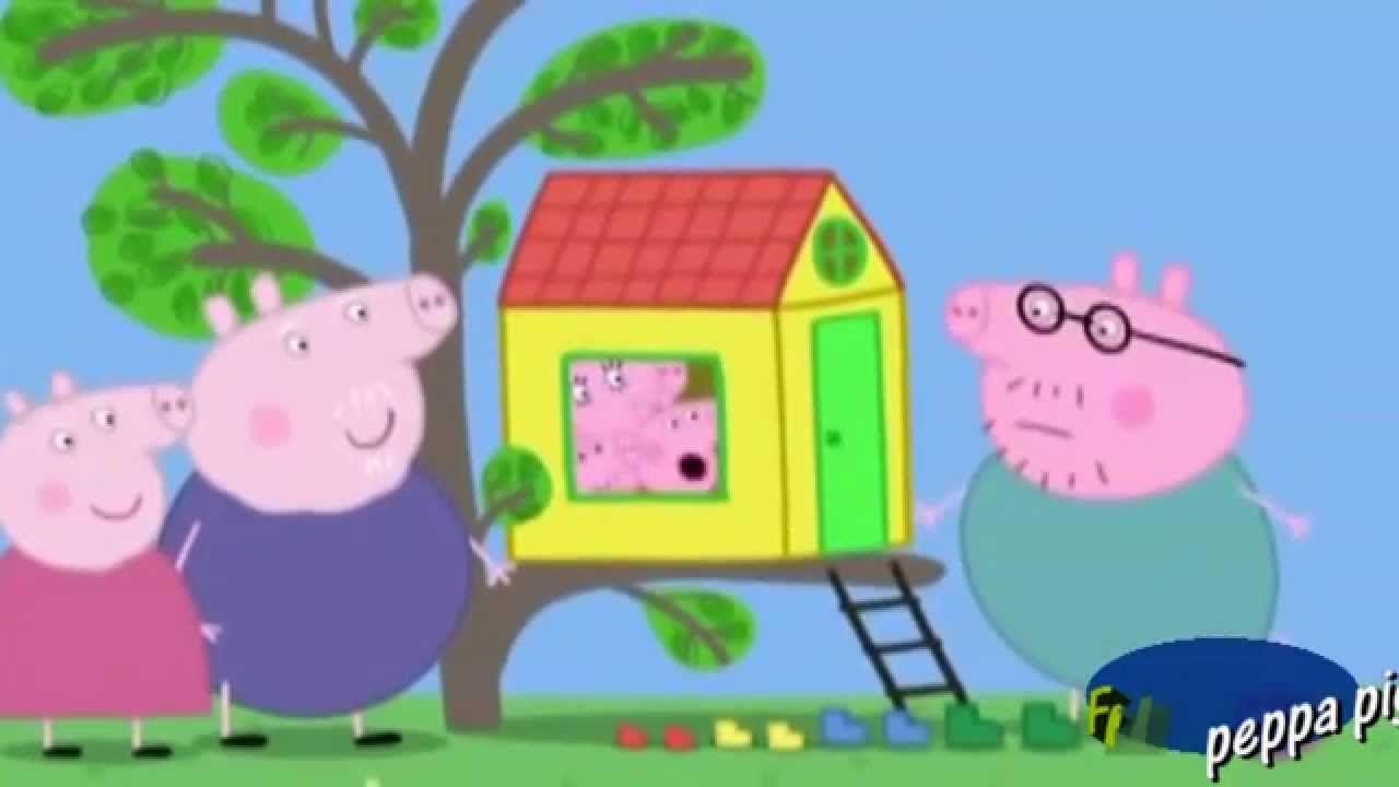 Peppa pig en espaol youtube  ver peppa pig clan  Peppa pig en