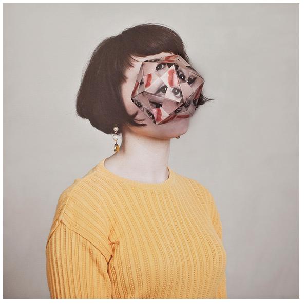 Alma Haser Conceptual photography, Portrait