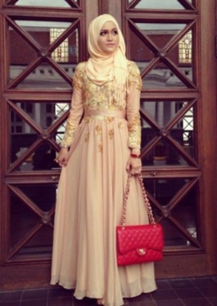 Model Baju Wisuda Muslim Modis Graduation Dress Kebaya Moslem