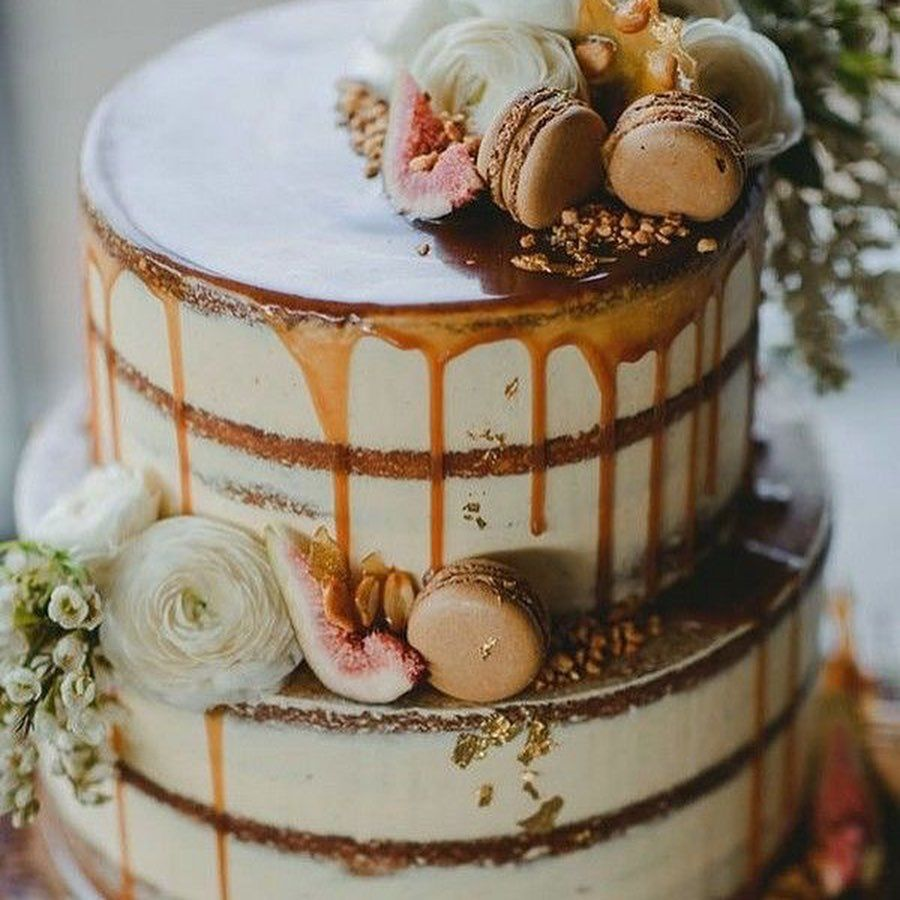 Looking For Inspiration For Your Next Rustic Wedding Cake Check