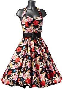 i <3 50s style dresses.
