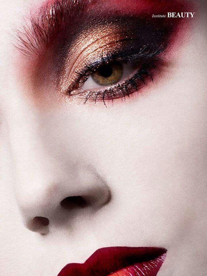 Пин от пользователя Olga Loza на доске Make up Макияж